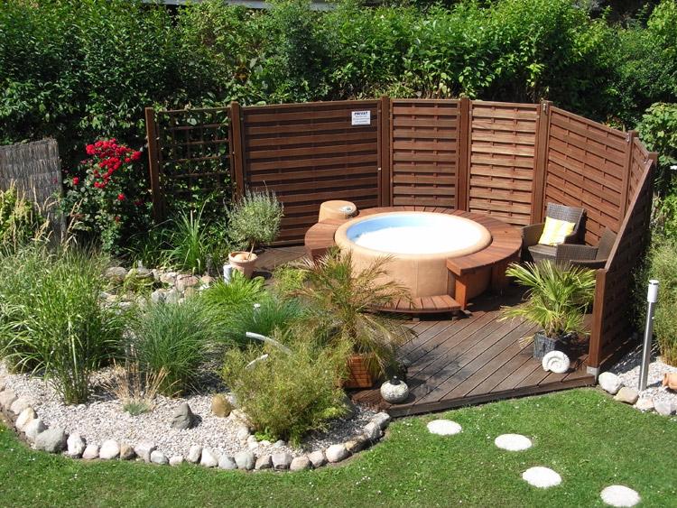 Haus Wulf - Sauna & Garten