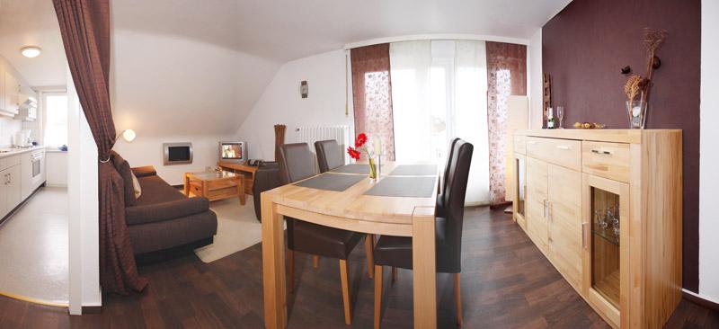 haus wohnzimmer größe:Haus Wulf – Ferienwohnung 5